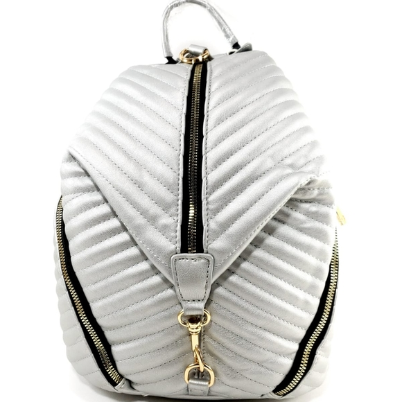 Alyssa Handbags - Women Medium Backpack Shoulder Bag